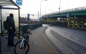 Autobus dla rowerzystów zniknął do marca