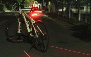 Oświetlenie roweru? Jasne! Miejski punkt widzenia.