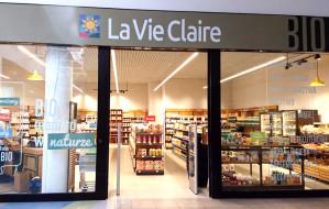 Zdrowa żywność w sklepie bio La Vie Claire