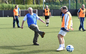 Piłka chodzona. Zagraj bez względu na wiek