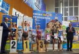 Grad medali gdyńskich gimnastyczek