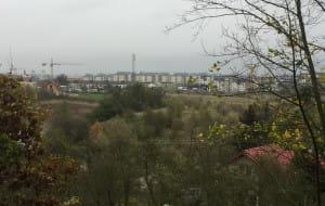 W sobotę otwarcie nowego punktu widokowego na Łostowicach