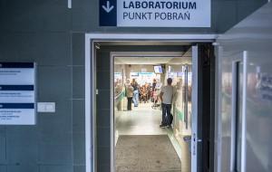 Co daje internetowa rejestracja w Laboratorium UCK? Zdaniem pacjentów niewiele...