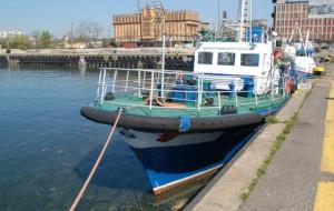 """Uniwersytet sprzedaje statek badawczy """"Oceanograf-2"""""""