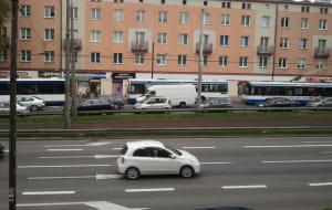 Następne buspasy w Gdyni powstaną na ul. Morskiej