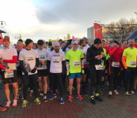 Ponad 5 tys. biegaczy w Gdyni