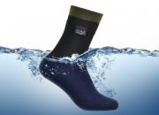 Wodoodporne skarpety to ciepłe i suche stopy