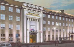 Urząd Marszałkowski rozbłyśnie po zmroku