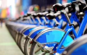 Miliony złotych na tysiące publicznych rowerów
