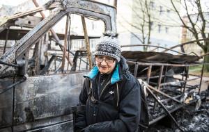 Miała szkolić niepełnosprawnych, spalili jej samochód