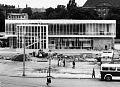Budynek LOT: od szklanego pałacu do blaszaka