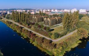 Front Park. Osiedle w śródmieściu Gdańska, a jednocześnie w otoczeniu natury