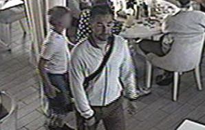 Ukradł torebkę w restauracji na molo
