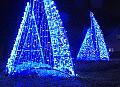 Iluminacje świąteczne w dzielnicach Gdyni