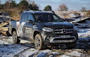 Klasa X, czyli Mercedes wśród pick-upów