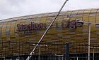Stadion w Letnicy: logo znika tylko na chwilę