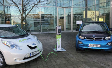 Będą ładowarki do aut elektrycznych w Gdyni