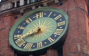 Wyprawa szlakiem gdańskich zegarów