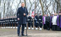 Prezydent Duda w Trójmieście: pogrzeb...