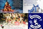 Kartki i wideo świąteczne sportowców
