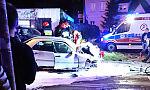 Mniej ofiar, ale więcej kolizji i wypadków na drogach Trójmiasta w 2017 r.