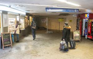 Remont tunelu przy dworcu w Gdańsku dłuższy o 3 miesiące