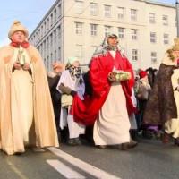 Orszak Trzech Króli w Gdyni i w Gdańsku
