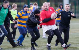 Trenuj rugby za darmo z weteranami