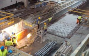 Ruszyła budowa podwójnego dna kanału Raduni