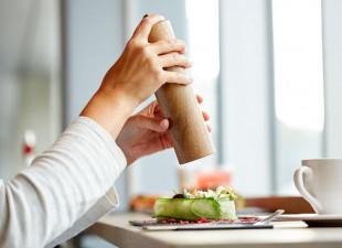 Dlaczego warto eliminować sól z diety?