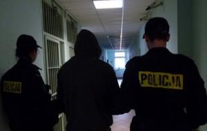 Dwóch nastolatków zatrzymanych w związku z serią napadów w Gdyni