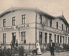 Historia dawnego hoteliku w Jelitkowie