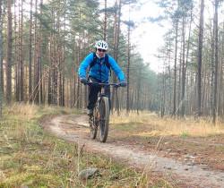 Przyrodniczy szlak rowerowy Pętla Schodno