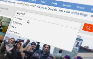 Czego szukają użytkownicy Trojmiasto.pl?