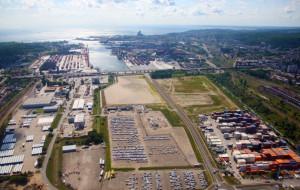 Port Gdynia przymierza się do budowy nowego terminalu intermodalnego