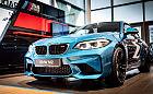 Zdunek otrzymał certyfikat BMW M