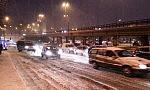 Opady śniegu sparaliżowały Trójmiasto