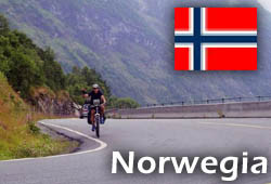 Norwegia 2003; wyprawa po sam Narvik
