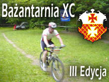 III Edycja 'Bażantarnia XC', Elbląg (31.08.2003)