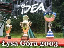 Wyścig o Puchar Prezydenta Miasta Sopotu 30.08.2003