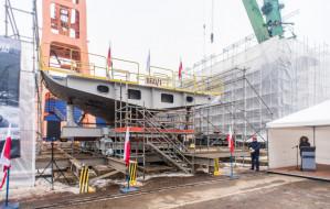 Remontowa Shipbuilding dla MON. Stępka pod holownik i  stal na niszczyciele min