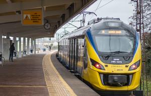 SKM usunęła biletomaty z pociągów