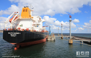 Port Gdynia chce wykorzystać wzrost na rynku paliw