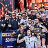 Siatkarze Trefla Gdańsk zdobyli Puchar Polski. W finale rozbili PGE Skrę Bełchatów 3:0