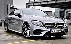 Mercedes-Benz E Coupe - po prostu gwiazda