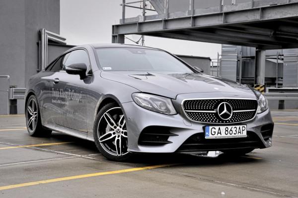 Mercedes benz e coupe po prostu gwiazda mercedes benz e for Benz sport katalog