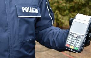 Policja otrzymała 118 terminali płatniczych