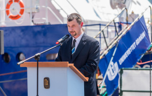 Zmiany w zarządzie stoczni Nauta. Sławomir Latos odwołany