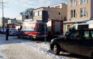 Śmiertelne zatrucie spalinami w Sopocie