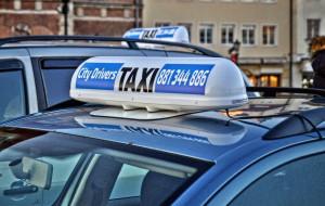 Klient pobił taksówkarza na stacji benzynowej